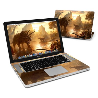 MacBook Pro 15in Skin - Cretaceous Sunset