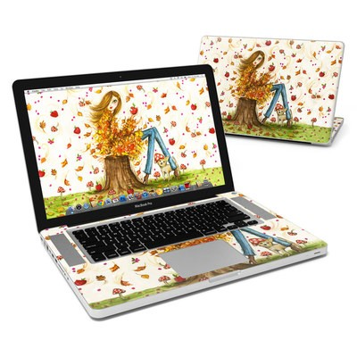 MacBook Pro 15in Skin - Crisp Autumn