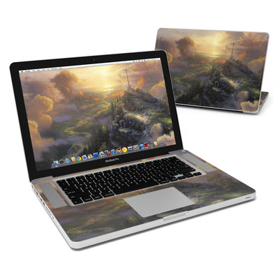MacBook Pro 15in Skin - The Cross