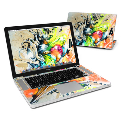 MacBook Pro 15in Skin - Dance