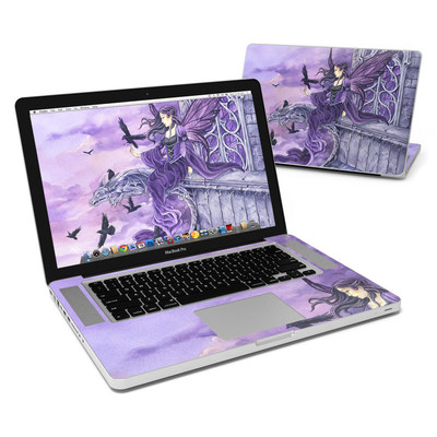 MacBook Pro 15in Skin - Dark Wings