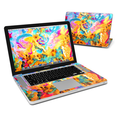 MacBook Pro 15in Skin - Dawn Dance