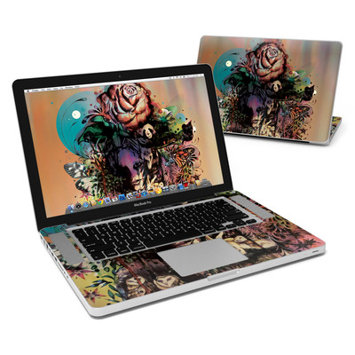 MacBook Pro 15in Skin - Doom and Bloom