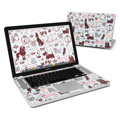 MacBook Pro 15in Skin - Doggy Boudoir