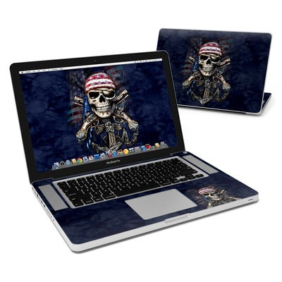 MacBook Pro 15in Skin - Dead Anchor