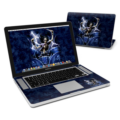 MacBook Pro 15in Skin - Death Drummer