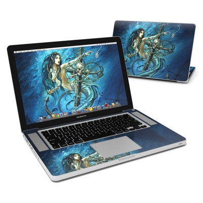 MacBook Pro 15in Skin - Death Tide