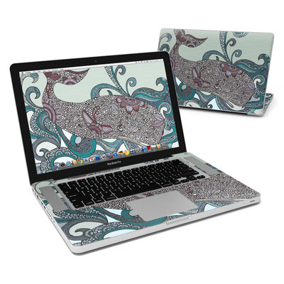 MacBook Pro 15in Skin - Deep Blue Me
