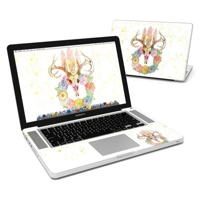 MacBook Pro 15in Skin - Deer Skull