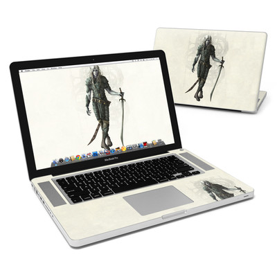 MacBook Pro 15in Skin - Dark Elf