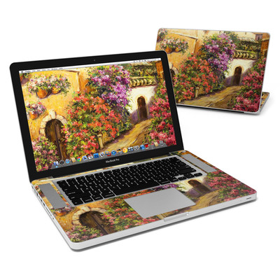 MacBook Pro 15in Skin - Via Del Fiori