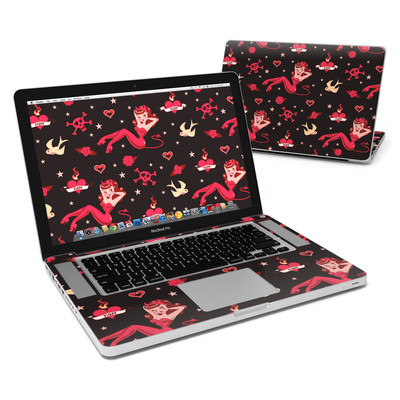 MacBook Pro 15in Skin - Devilette