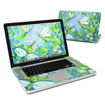 MacBook Pro 15in Skin - Dragonfly Fantasy