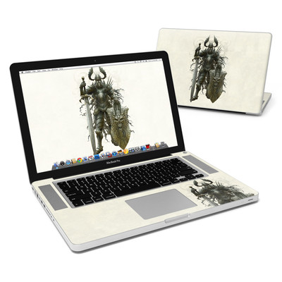 MacBook Pro 15in Skin - Dark Knight
