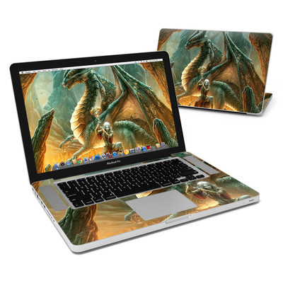 MacBook Pro 15in Skin - Dragon Mage