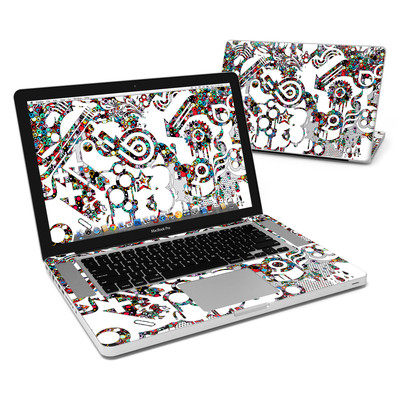 MacBook Pro 15in Skin - Dots