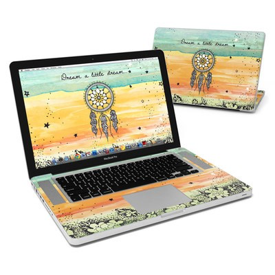 MacBook Pro 15in Skin - Dream A Little