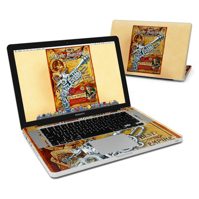 MacBook Pro 15in Skin - The Duelist