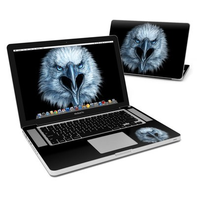 MacBook Pro 15in Skin - Eagle Face