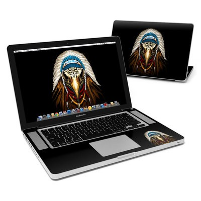 MacBook Pro 15in Skin - Eagle Skull