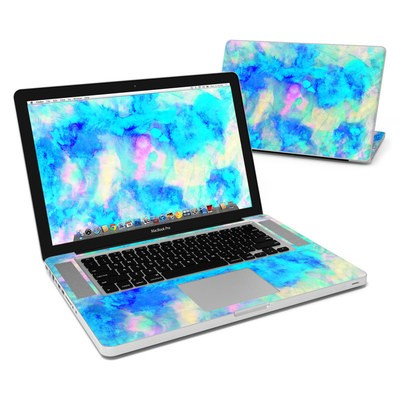 MacBook Pro 15in Skin - Electrify Ice Blue