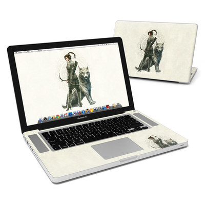 MacBook Pro 15in Skin - Half Elf Girl