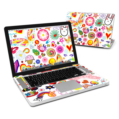 MacBook Pro 15in Skin - Eye Candy