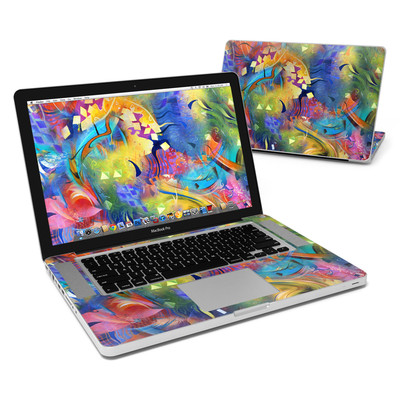 MacBook Pro 15in Skin - Fascination
