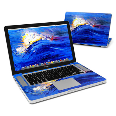 MacBook Pro 15in Skin - Feeling Blue