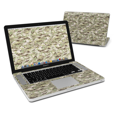 MacBook Pro 15in Skin - FC Camo
