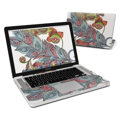 MacBook Pro 15in Skin - Feather Flower