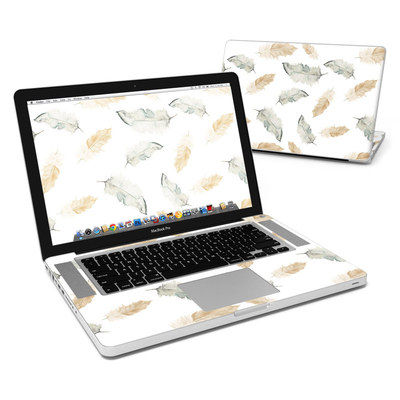 MacBook Pro 15in Skin - Feathers