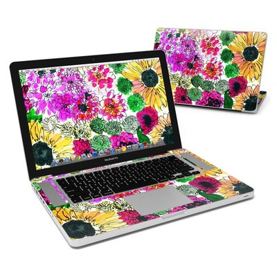 MacBook Pro 15in Skin - Fiore