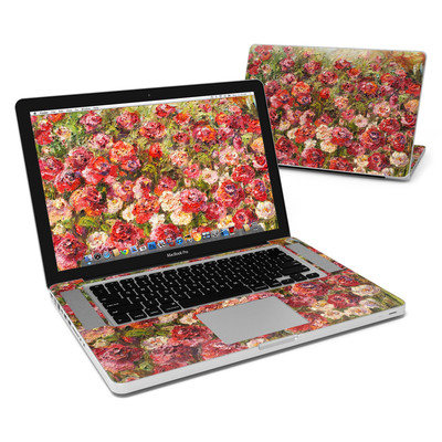MacBook Pro 15in Skin - Fleurs Sauvages