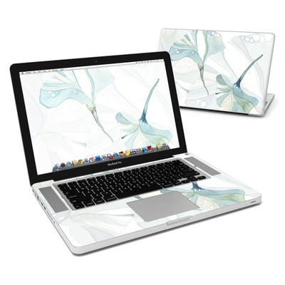 MacBook Pro 15in Skin - Floating Gingko