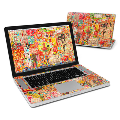 MacBook Pro 15in Skin - Flotsam And Jetsam