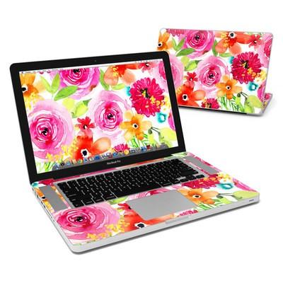 MacBook Pro 15in Skin - Floral Pop