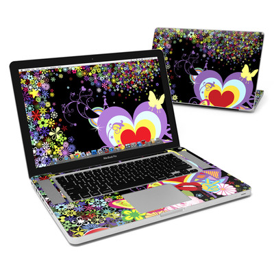 MacBook Pro 15in Skin - Flower Cloud
