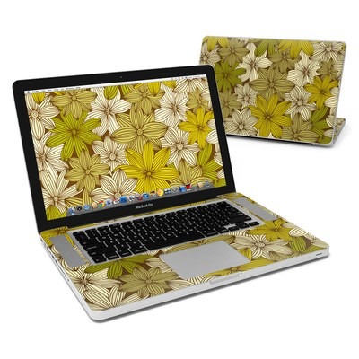 MacBook Pro 15in Skin - Flower Camo