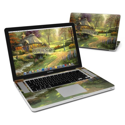 MacBook Pro 15in Skin - Friendship Cottage
