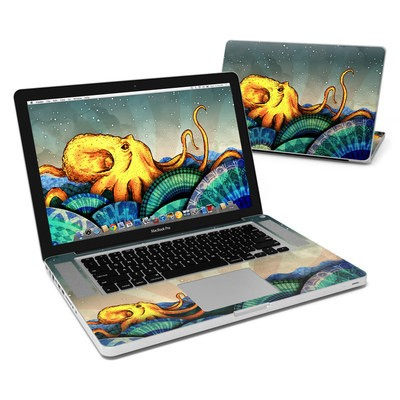 MacBook Pro 15in Skin - From the Deep