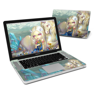 MacBook Pro 15in Skin - Fiona Unicorn