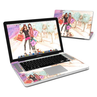 MacBook Pro 15in Skin - Gallaria