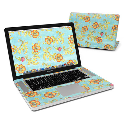 MacBook Pro 15in Skin - Garden Jewel