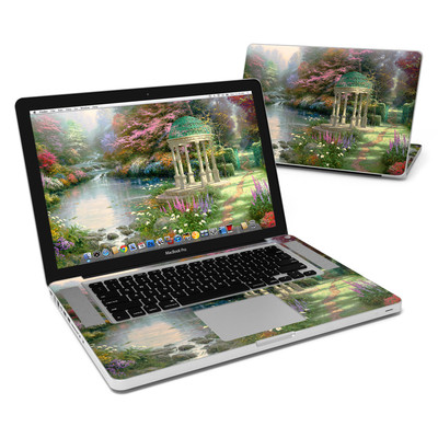 MacBook Pro 15in Skin - Garden Of Prayer