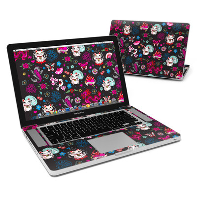 MacBook Pro 15in Skin - Geisha Kitty