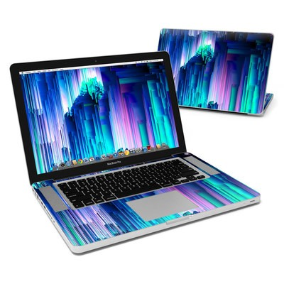 MacBook Pro 15in Skin - Glitch Trip