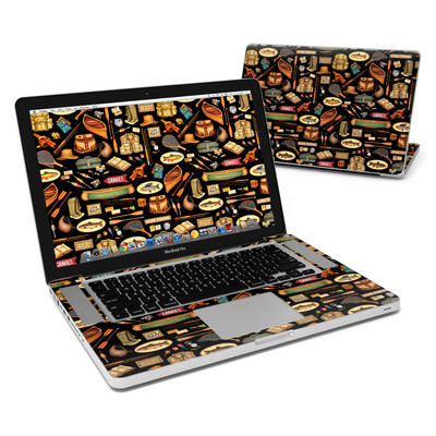 MacBook Pro 15in Skin - Gone Fishing