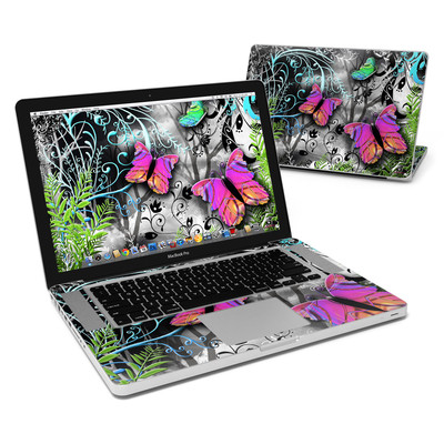 MacBook Pro 15in Skin - Goth Forest