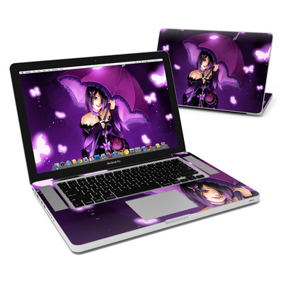 MacBook Pro 15in Skin - Gothic